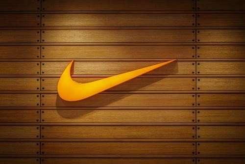 Logo Design Tips - Nike Logo in Orange